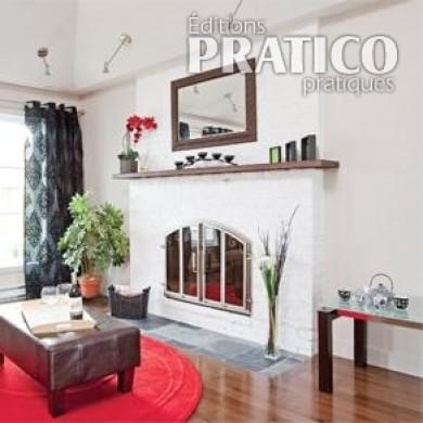 moderniser le salon salon avant apr s d coration et r novation pratico pratique. Black Bedroom Furniture Sets. Home Design Ideas