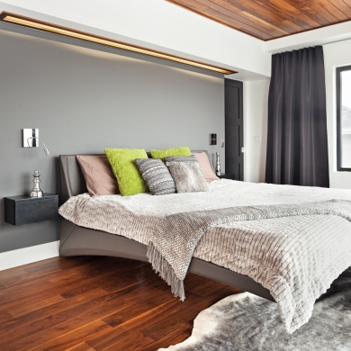 look grandiose dans la chambre principale chambre inspirations d coration et r novation. Black Bedroom Furniture Sets. Home Design Ideas