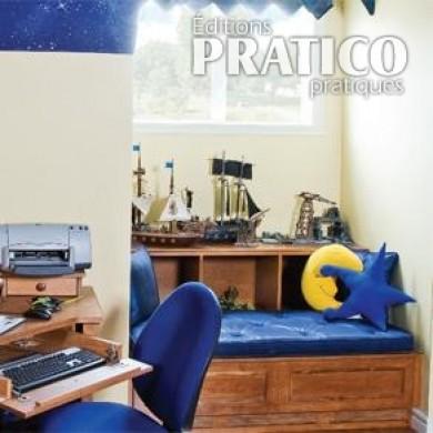 bureau de travail dans la chambre d 39 enfant chambre inspirations d coration et r novation. Black Bedroom Furniture Sets. Home Design Ideas