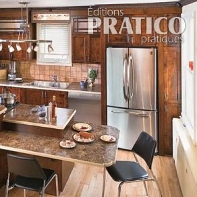comptoirs en stratifi dans la cuisine cuisine avant apr s d coration et r novation. Black Bedroom Furniture Sets. Home Design Ideas