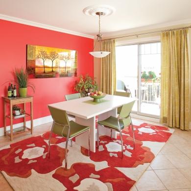salle manger belle croquer salle manger avant apr s d coration et r novation. Black Bedroom Furniture Sets. Home Design Ideas