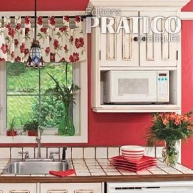 Comment donner un look ancien aux armoires de cuisine en for Articles de cuisine quebec