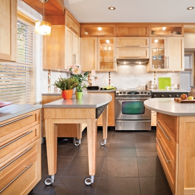 lot sur roulettes cuisine inspirations d coration et r novation pratico pratique. Black Bedroom Furniture Sets. Home Design Ideas