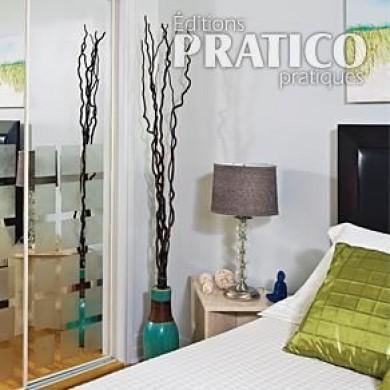 Peindre et givrer des portes miroirs en tapes d coration et r novation pratico pratique - Peindre des portes ...