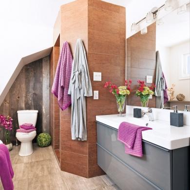 Idées Pour Relooker La Salle De Bain à Moins De Salle De - Decorer sa salle de bain soi meme