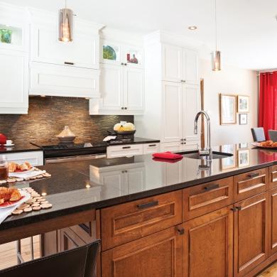 Mise jour raffin e pour la cuisine cuisine avant apr s d coration et r novation - Mise a jour decoration canalblog ...