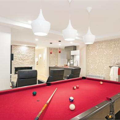 lumi re au sous sol 5 conseils d 39 un pro trucs et conseils d coration et r novation. Black Bedroom Furniture Sets. Home Design Ideas