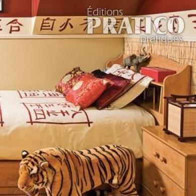 Chambre chinoise - Chambre - Inspirations - Décoration et rénovation ...
