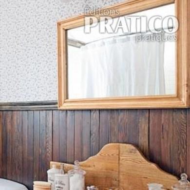 Fabriquer un miroir coulissant en tapes d coration et for Comment faire un miroir
