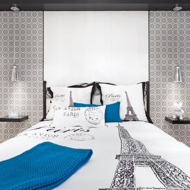 papier peint pour habiller un mur pour pas cher chambre inspirations d coration et. Black Bedroom Furniture Sets. Home Design Ideas