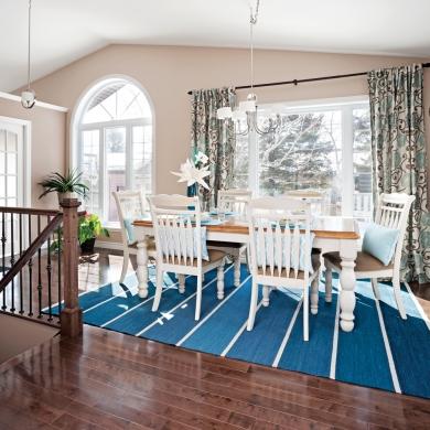 esprit bord de mer pour la salle manger salle manger inspirations d coration et. Black Bedroom Furniture Sets. Home Design Ideas