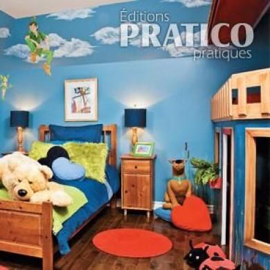 chambre tout simplement f erique chambre inspirations d coration et r novation pratico. Black Bedroom Furniture Sets. Home Design Ideas