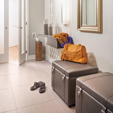 hall d 39 entr e pur et fonctionnel hall d 39 entr e inspirations d coration et r novation. Black Bedroom Furniture Sets. Home Design Ideas