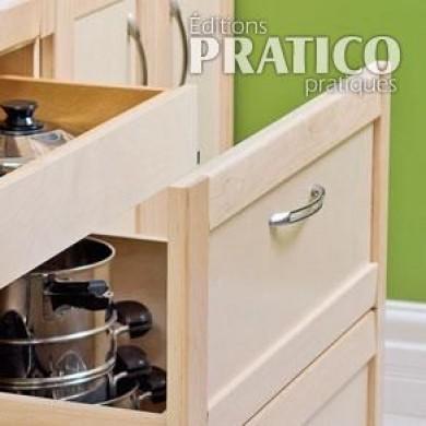 Fabriquer un module de cuisine avec tiroirs plans et for Module cuisine
