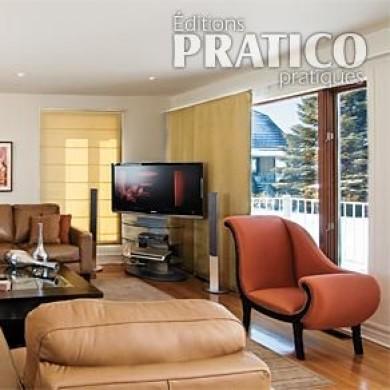 un agrandissement du salon salon avant apr s d coration et r novation pratico pratique. Black Bedroom Furniture Sets. Home Design Ideas