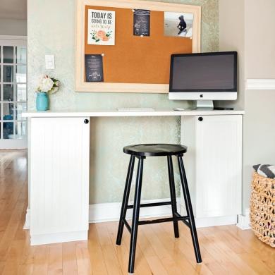 bureau fut sur caissons d 39 armoire bureau inspirations. Black Bedroom Furniture Sets. Home Design Ideas