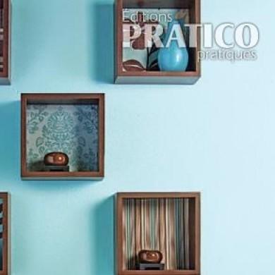 Décorer les murs avec des boîtes-cadeaux - En étapes - Décoration ...