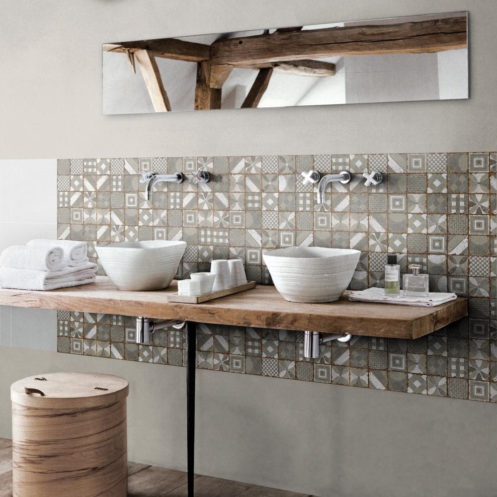 les tendances 2018 pour la salle de bain en 10 d cors je d core. Black Bedroom Furniture Sets. Home Design Ideas