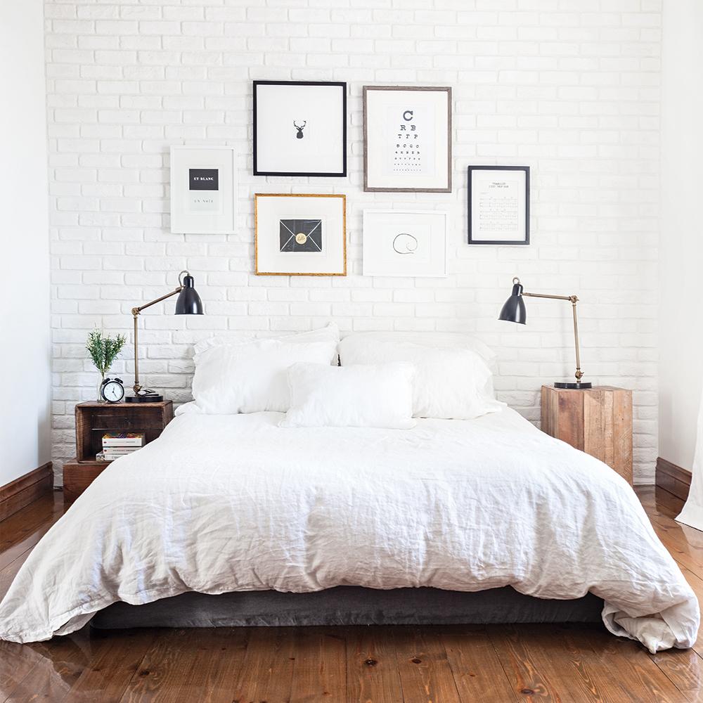 adopter le style scandinave dans la chambre chambre inspirations d coration et r novation. Black Bedroom Furniture Sets. Home Design Ideas