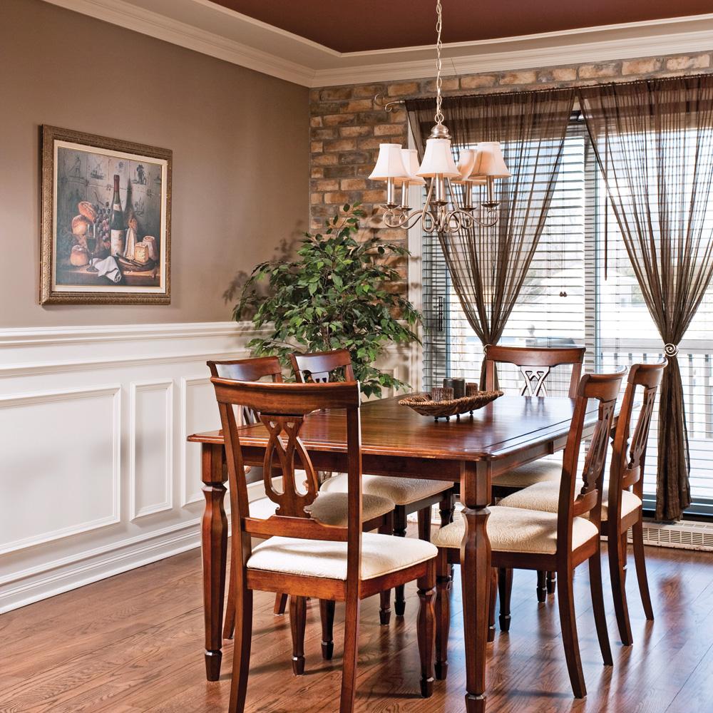 salle manger pleine de caract re salle manger. Black Bedroom Furniture Sets. Home Design Ideas