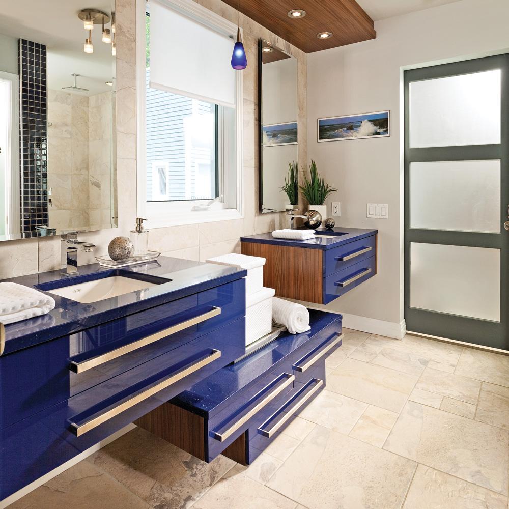 Vent de fra cheur dans la salle de bain salle de bain for Ventilation dans une salle de bain