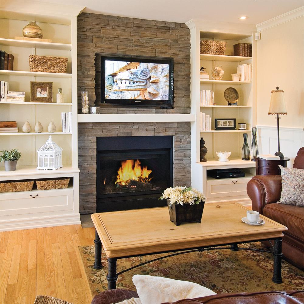 Idee Deco Salon Foyer : Métamorphose du salon avant après décoration
