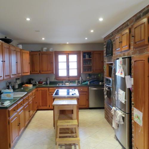 avant apr s configuration optimis e pour la cuisine cuisine avant apr s d coration et. Black Bedroom Furniture Sets. Home Design Ideas