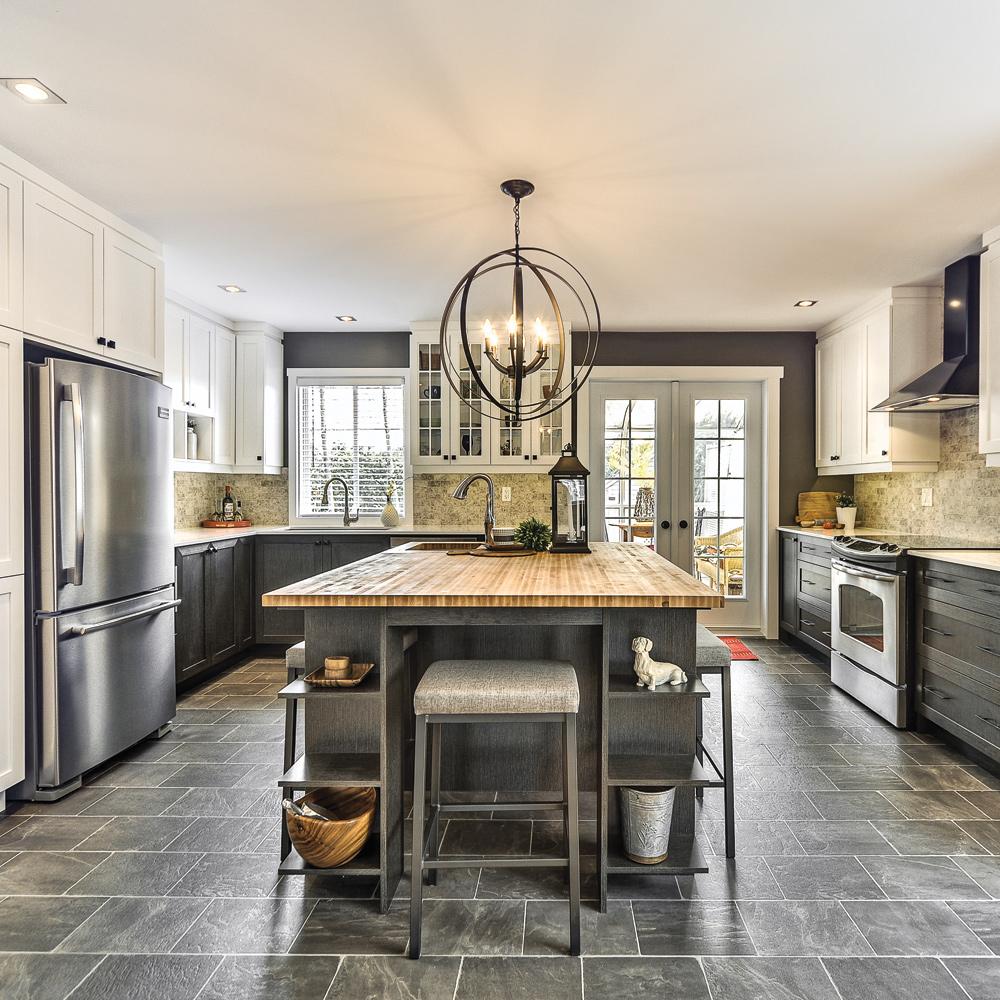 campagne nouveau genre pour la cuisine cuisine inspirations d coration et r novation. Black Bedroom Furniture Sets. Home Design Ideas