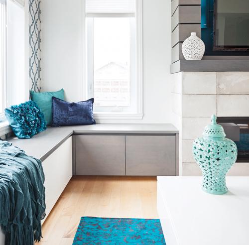 43 solutions infaillibles pour le rangement je d core. Black Bedroom Furniture Sets. Home Design Ideas
