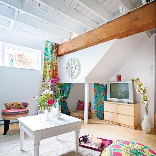 Sous sol 5 plafonds plein de style sous sol for Decoration sous plafond