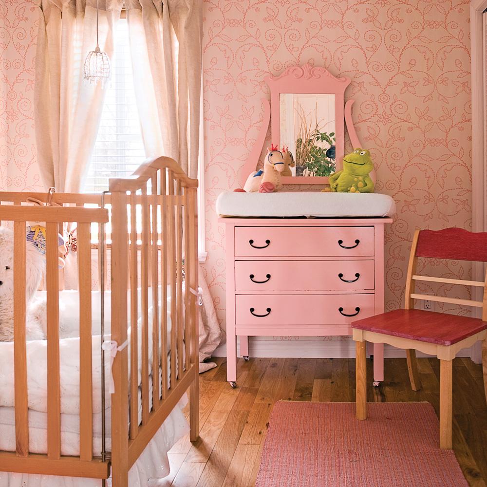 Chambre pour petite princesse chambre inspirations for Chambre 0 decibel