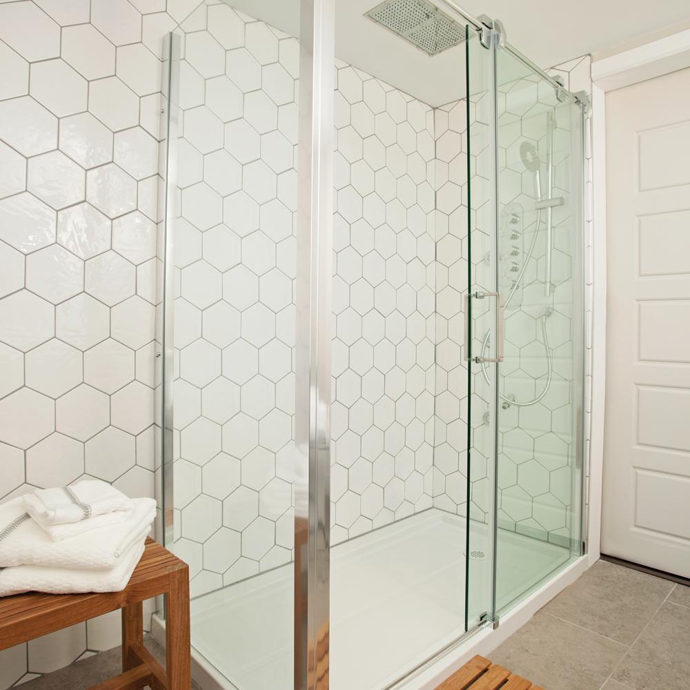 Céramique De Douche : En étapes faites votre douche céramique avec notre