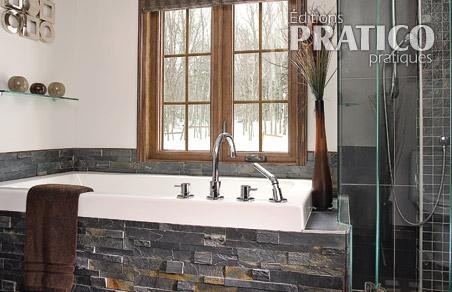 salle de bain au masculin je d core. Black Bedroom Furniture Sets. Home Design Ideas