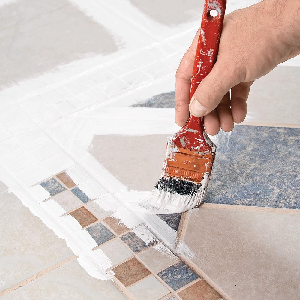 Comment peindre les diff rents finis trucs et conseils - Peindre carreaux cuisine ...