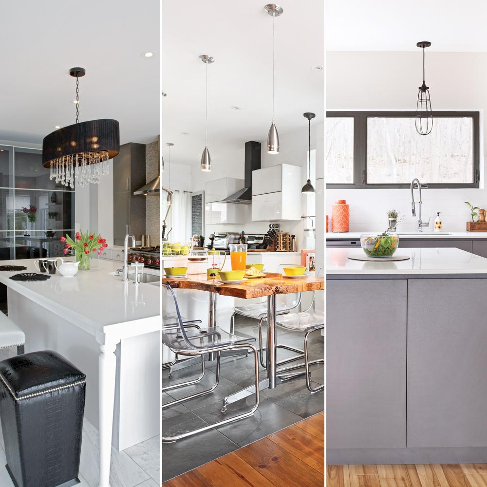 3 id es accessibles pour une cuisine lumineuse trucs et conseils d coration et r novation. Black Bedroom Furniture Sets. Home Design Ideas
