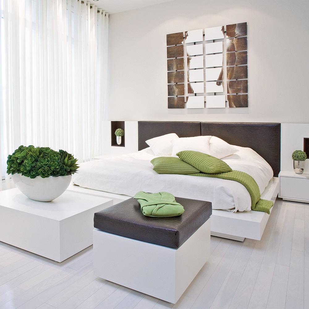 Chambre futuriste - Chambre - Inspirations - Décoration et ...