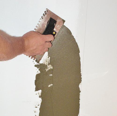 en tapes poser une membrane d 39 tanch it pour la douche je d core. Black Bedroom Furniture Sets. Home Design Ideas