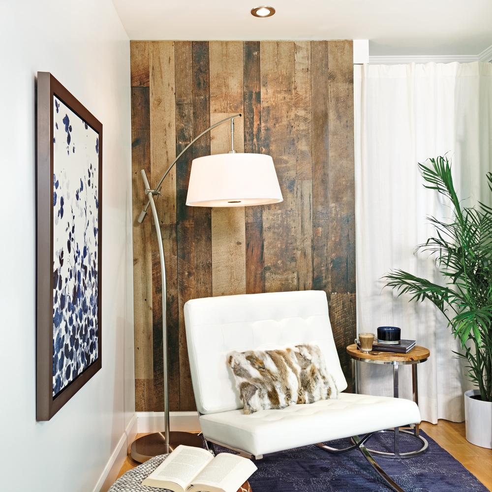 En Mode Bois De Grange Salon Inspirations D Coration Et