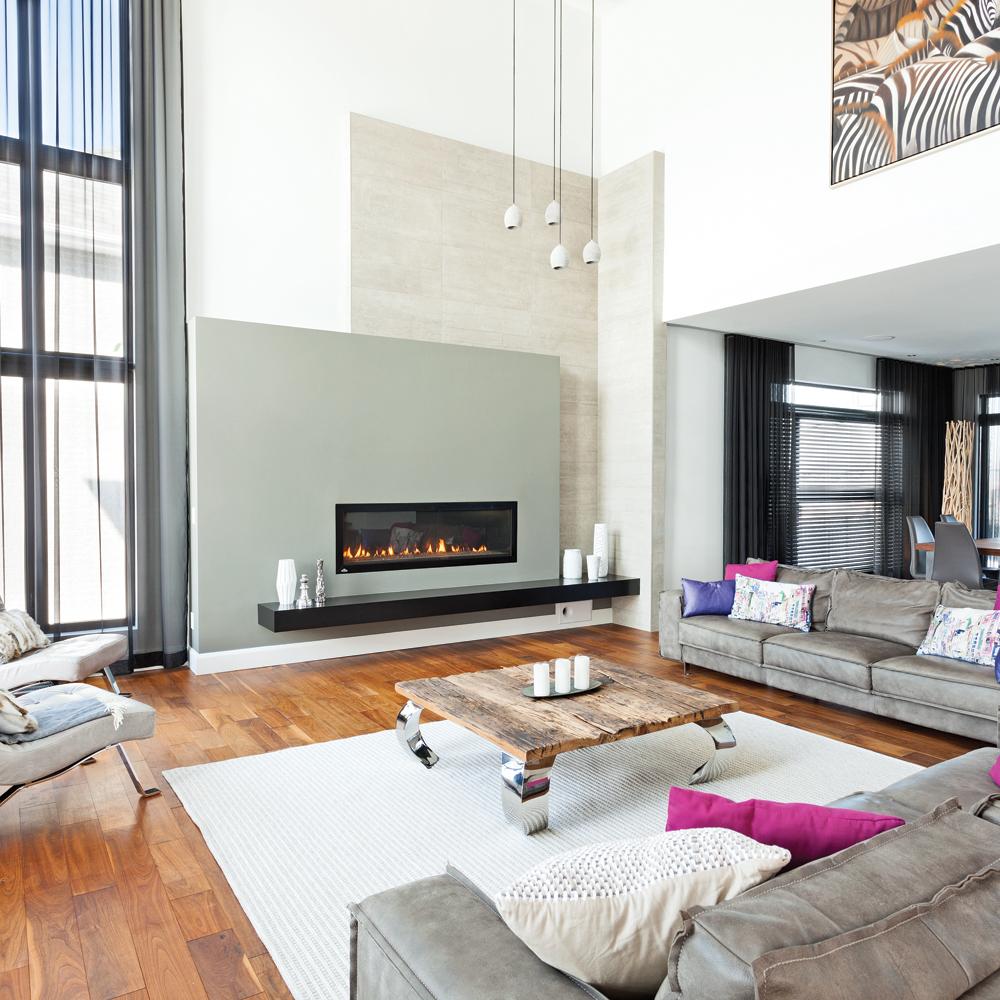 Visite d\'une maison moderne et grandiose - Dossiers - Décoration et ...