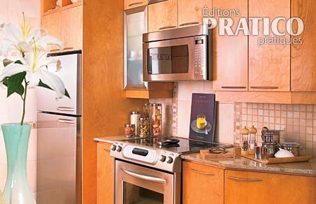 Transformation d 39 une petite cuisine cuisine avant for Equiper une petite cuisine