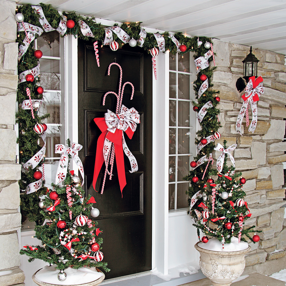 Une maison en bonbons inspirations d coration et for Decoration noel exterieur d occasion