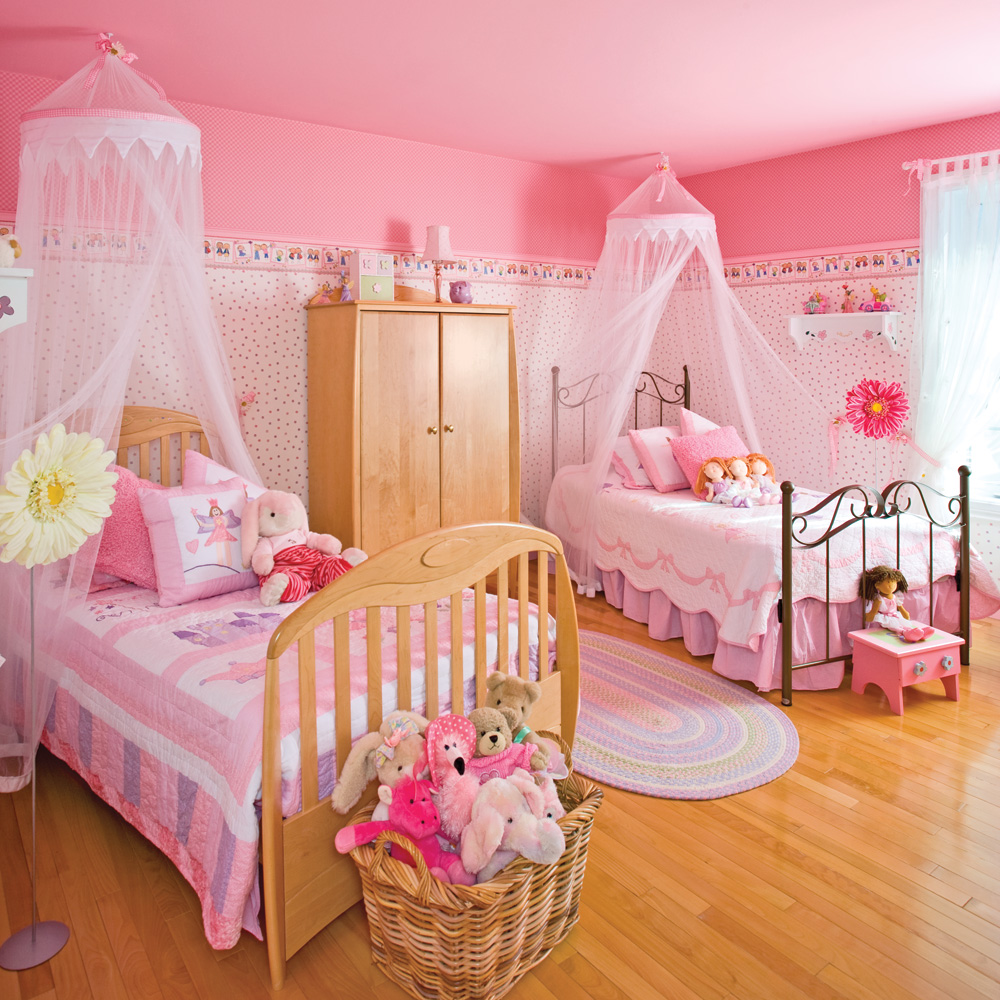 Chambre fille 5 ans photos de conception de maison for Decoration chambre fille 5 ans
