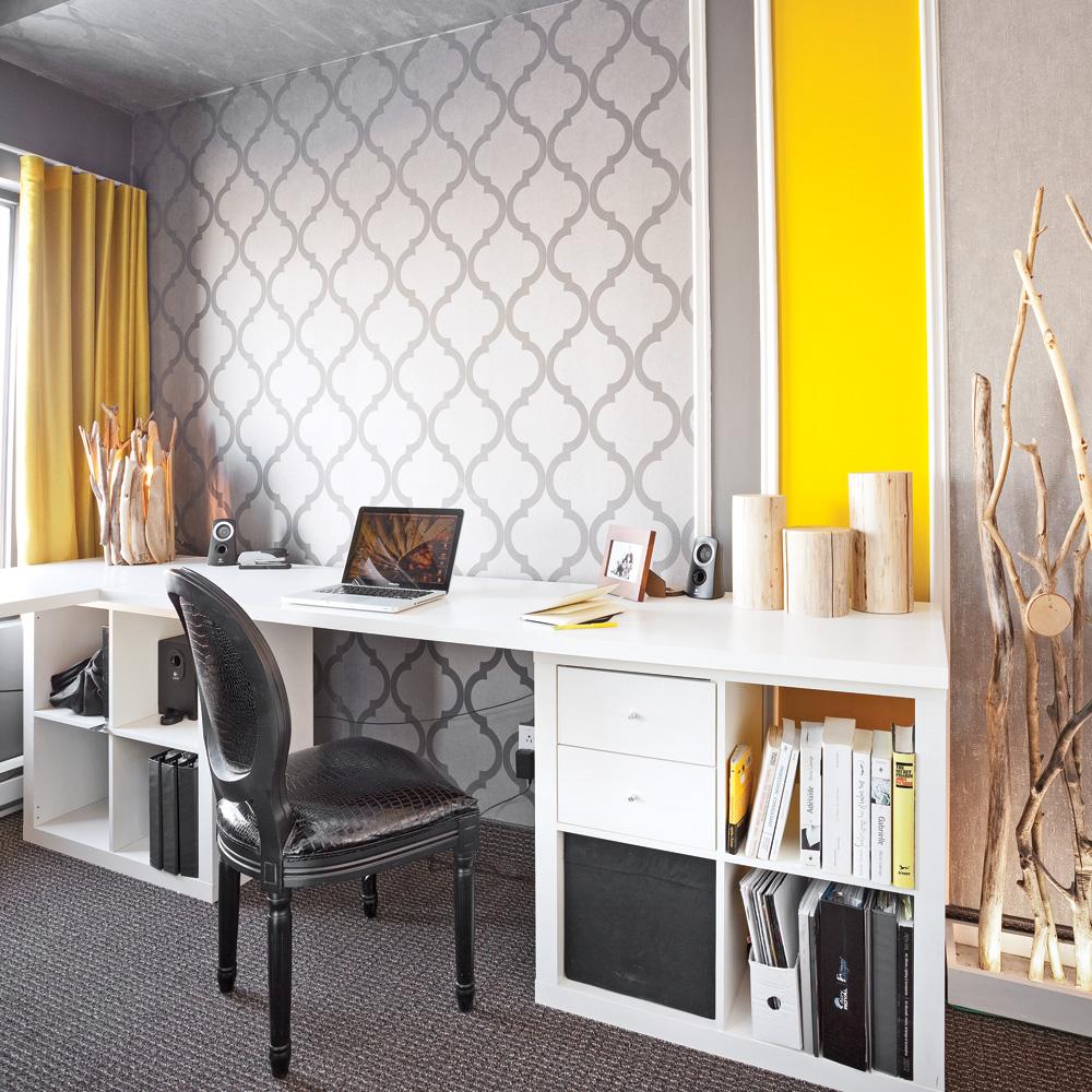 Accord jazz dans le bureau bureau inspirations - Idee decoration bureau professionnel ...