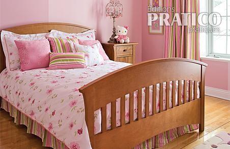 r ver en rose chambre inspirations d coration et r novation pratico pratique. Black Bedroom Furniture Sets. Home Design Ideas