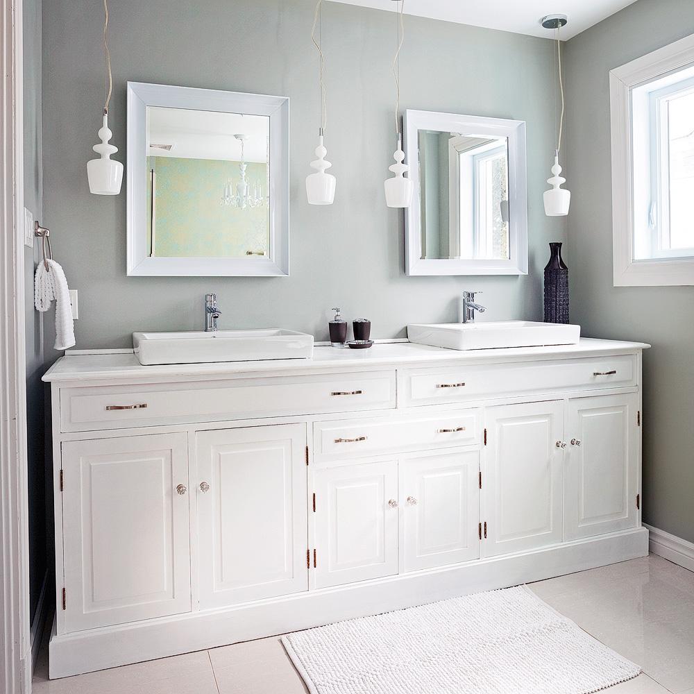 Double r cup ration pour la salle de bain salle de bain for Decoration pour salle de bain
