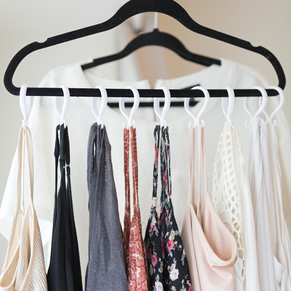 15 solutions rangement aux irritants du quotidien trucs et conseils d coration et r novation - Tablette pour garde robe ...