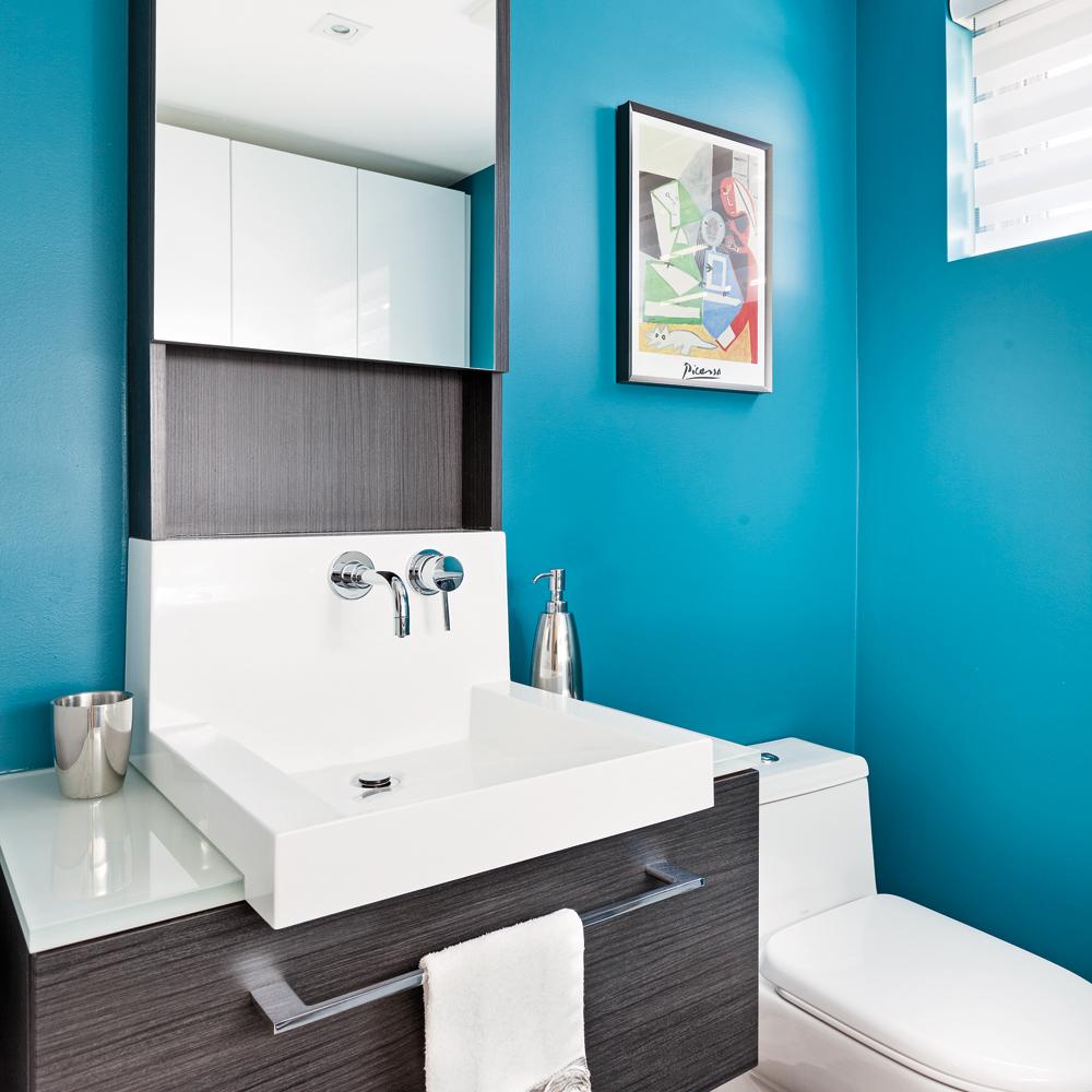 Vague de fra cheur pour la salle d 39 eau salle de bain for Decoration salle d eau
