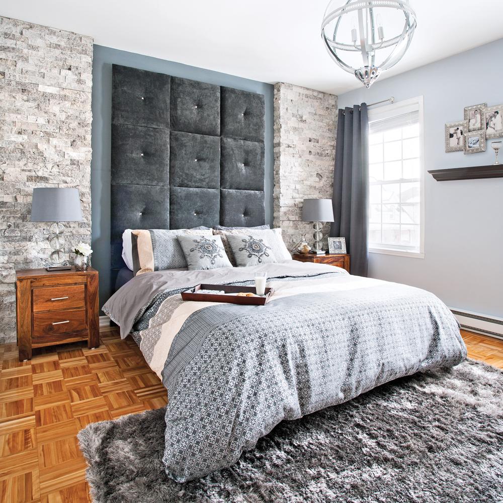 une chambre de pierre et de velours chambre inspirations d coration et r novation. Black Bedroom Furniture Sets. Home Design Ideas