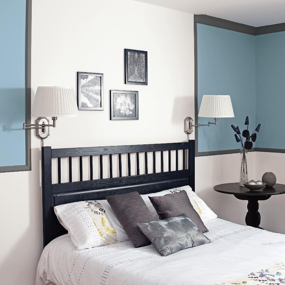 comment mettre des moulures en valeur trucs et conseils. Black Bedroom Furniture Sets. Home Design Ideas