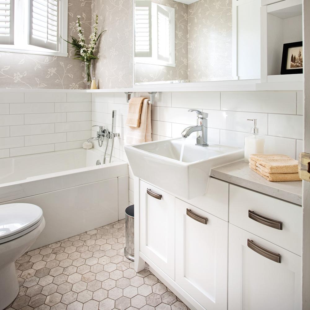 Salle De Bain Renovation Avant Apres ~ rafra chir la salle de bain salle de bain avant apr s